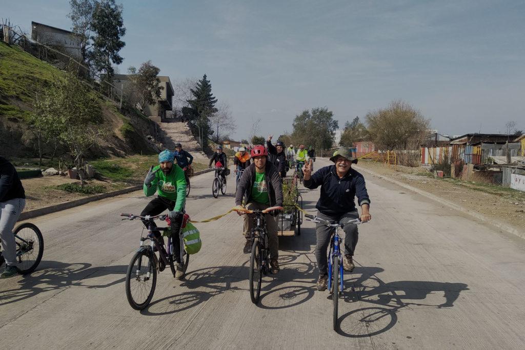 Map8: cultura ciclista y medioambiental