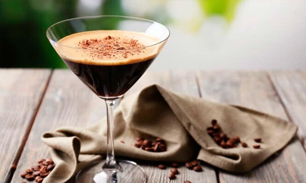 Espresso MARTINI, porque siempre se puede necesitar un extra punch
