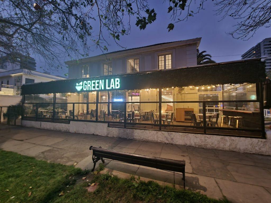 Green Lab, comida sana viñamarina, ahora en Santiago